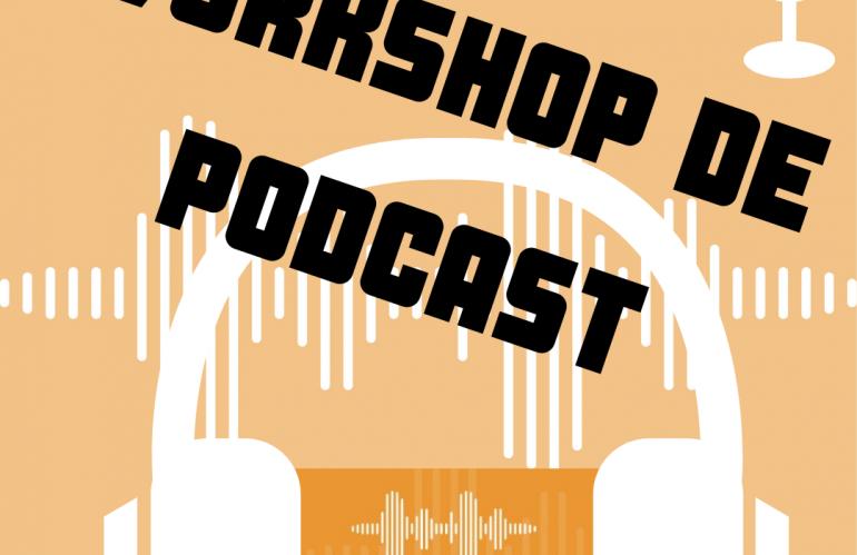 Workshop de Podcast – Lançamento
