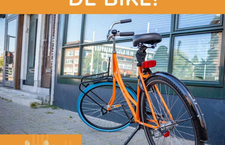 Venha trabalhar de bike!